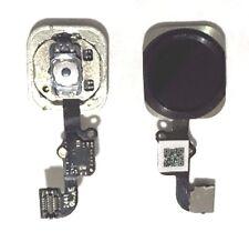 """Apple iPhone 6 (4.7"""") home Main Menu Button Flex Cable ( Black )"""