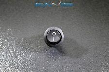 Round On Off Rocker Switch Mini Toggle 12v 20 Amp 34 Mount Hole Ec 1213