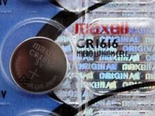 CR1616/1 MAXELL 3V Lithium Coin Cell Battery (single pack)