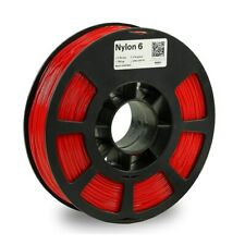 Kodak 1.75mm Nylon 6 Filament 750g Red For Kodak Portrait 3D Printer BRAND NEW