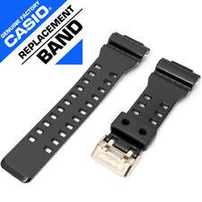 Casio 10391028 Genuine Factory Resin Band, GA110GB-1A GAC100BR GD100GB (Glossy)