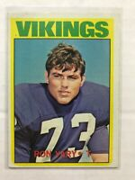 1961 Topps CFL  24 RON Morris  STAMPEDERS.Combined shipping
