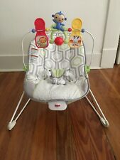Fisher-Price Baby Bouncer Geo Meadow.