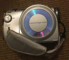 Sony DCR-DVD100E Video Camera Camcorder