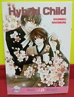 Hybrid Child (Yaoi) by Shungiki Nakamura Paperback English Written