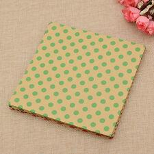 Origamipapier Faltpapier Streifen Punkte Faltkunst Quadrat Doppelseitig 80 Blatt