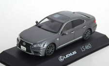 1:43 Kyosho Lexus LS460 F Sport 2015 greymetallic