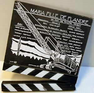 CLAP original - Maria fille de Flandre - P.TRIBOIT - 09/1995 - 15 x 15 cm