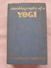 Old Book Autobiography of a Yogi Paramahansa Yogananda 1969 GC