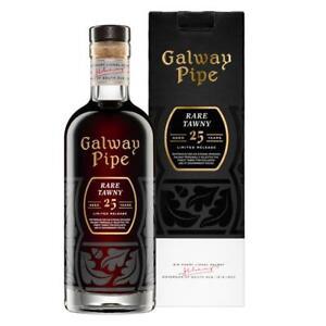 Galway Pipe Rare Tawny 25YO, 500ml 19% Alc.