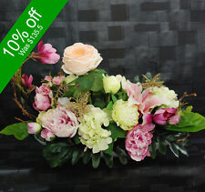 Artificial Flower- Stylish Arrangement - for Home Decor  or Gifting