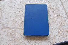 Bear Motion Amazon Kindle PAPERWHITE Tablet Stand Book Folio Case Cover Blue