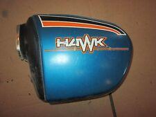 1978 Honda Hawk CB400 CB 400T 400 left side cover frame panel