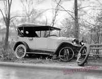 Photograph Automobile / Car Accident / Wreck Year 1923  8x10