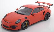 1:18 Minichamps Porsche 911 (991) GT3 RS 2015 lava orange