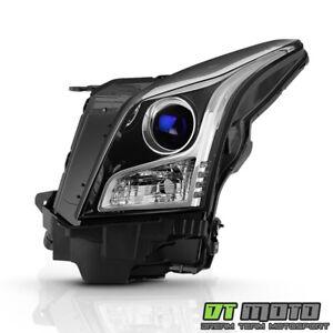2013-2018 Cadillac ATS Halogen Projector Headlight Headlamp LH Left Driver Side
