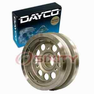 Dayco Engine Harmonic Balancer for 2008-2009 Pontiac G8 6.0L 6.2L V8 dl