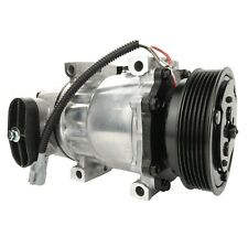 ACTECmax AC Compressor SD7H15 6 Groove R134a 12V UAC CO 4691C