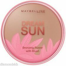 MAYBELLINE dream sun bronzing powder with blush in 08 bronzed paradise - 16g