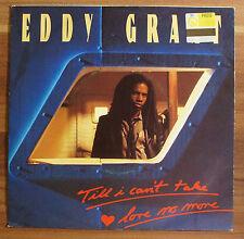 "Single 7"" Vinyl Eddy Grant - Tell i can´t take love no more"