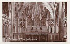 The Reredos, St. Mary Redcliff Church, BRISTOL - Harvey Barton RP