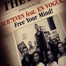 Sub 7 even Free your mind (2002, feat. en vogue) [Maxi-CD]