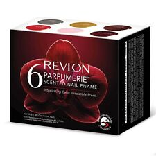 Revlon Parfumerie Scented Nail Varnish 6 Pack