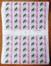 SOLOMON ISLANDS Wholesale 1976 Bird 3c SG307 Cat £42 Sheet of 50 FP2518