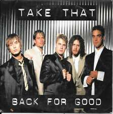 CD SINGLE 2 TITRES--TAKE THAT--BACK FOR GOOD--1995