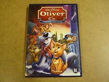 DVD / OLIVER & CO ( WALT DISNEY )