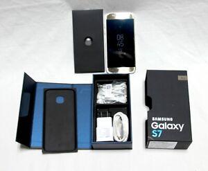 SAMSUNG GALAXY S7 GOLD UNLOCKED VERIZON SM-G930 32GB