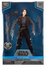 "1 Star Wars Elite Series Rouge One Sergeant Jyn Erso Premium Action Figure 10"""