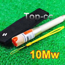 10Mw 10-12Km Visual Fault Locator Fiber Optic Laser Cable Tester Test Equipment