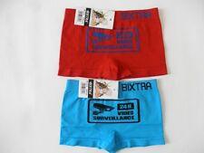 Garçons Retro Pantalon uomo Sous-vêtement Type Boxer/ 9656 Rose 4-6