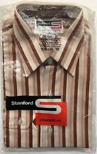 Polyester 1970s Vintage Casual Shirts & Tops for Men