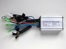Ebike Sensorless Brushless Motor Controller DC 24V/36V 250W 6-FET 15A KT Square