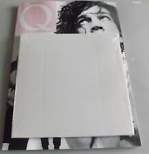 """THE 1975 A CHANGE OF HEART 7"""" CLEAR VINYL + Q MAGAZINE SPECIAL ED"""