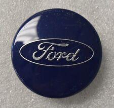 Ford Edge Escape Fiesta Focus Fusion Factory OEM Center Cap Blue 6M211003AA