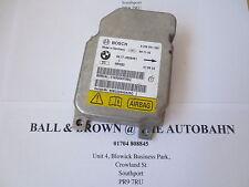 BMW E46 3 series Adaptive Restraint Control Module Unit Airbag ECU PN 285001368