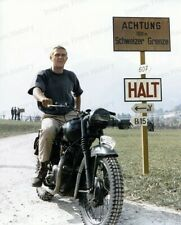 (5) 8x10 Prints Steve McQueen The Great Escape 1963 #SM64