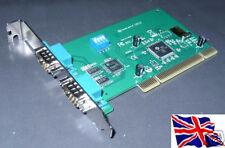 PCI RS422 RS485 2 PORTA SERIALE 16C950 Scheda