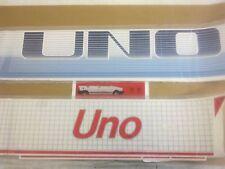 Fiat Uno 3 or 5 door Styling graphics decal kit **RARE** New old stock clearance