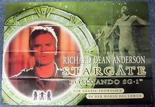 Stargate - Richard Dean Anderson - A0 Filmposter Plakat Quer (x-920