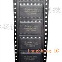 5pcs HM628512LFP-7 SOP-32 8-bit High Speed CMOS Static RAM new