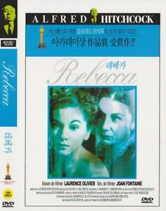 Rebecca (1940) Alfred Hitchcock / Laurence Olivier DVD NEW *FAST SHIPPING*
