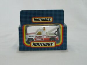 MATCHBOX MB-71 (MB188) GMC WRECKER 1990 MADE IN CHINA - USED.