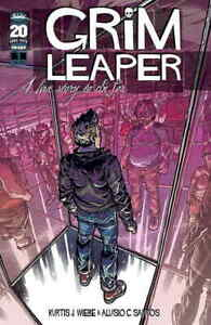 Grim Leaper #1 VF/NM; Image | save on shipping - details inside