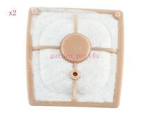 2 Stück Luftfilter passend für STIHL 041 041G 1110-120-1601 Chainsaw Motorsäge