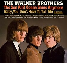 The Walker Brothers - Sun Ain't Gonna Shine Anymore [New CD] Deluxe Ed, Mini LP