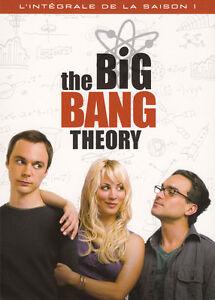 3-DVD The Big Bang Theory - L'intégrale de la saison 1